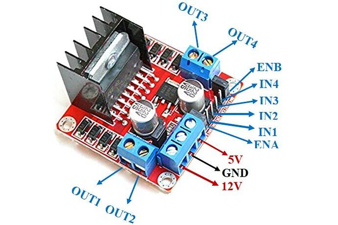 L298N-Module-Pinout
